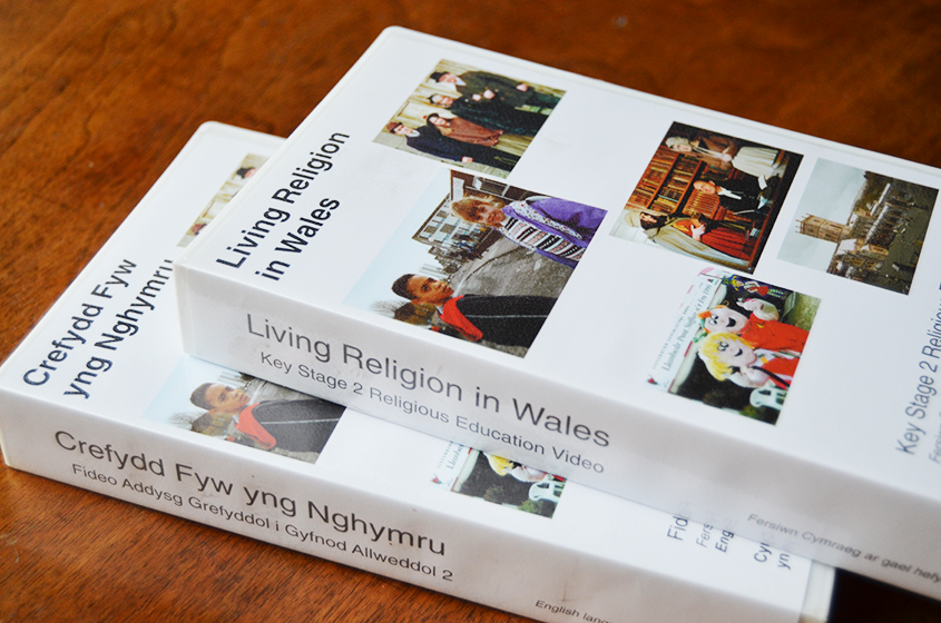 Living Religion in Wales